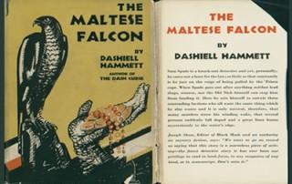 Maltese Falcon murder mystery
